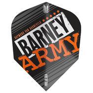Target Barney Army Pro Ultra Black NO6