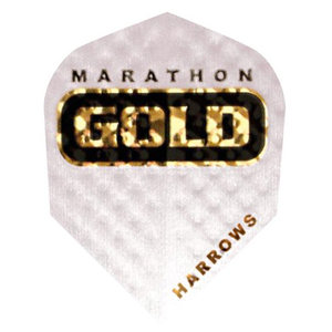 Harrows Marathon Gold White
