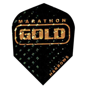 Harrows Marathon Gold Black