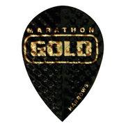 Marathon Kulta Musta Kanssa Kulta Teksti