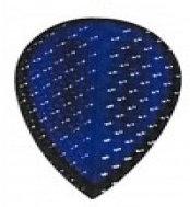 Harrows Marathon Dimplex Embossed Blue Pear