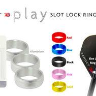 Target Play Slot Lock Rings Gold