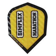 Harrows Marathon Dimplex Embossed Yellow