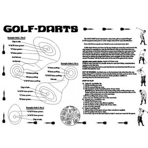 Dartboard Golf