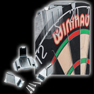 Winmau dartboard wall clamp / bracket