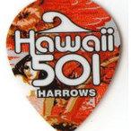 Harrows Wayne Mardle Hawaii 501 Pear