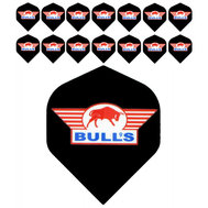 Bulls Powerflite L 5-pack Logo Red