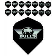 Bulls Powerflite L 5-pack Logo Silver