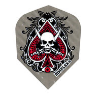 Harrows Dimplex Skull in heart