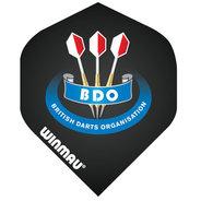 Winmau Mega Standard BDO Black