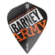 Target Barney Army Pro Ultra Black Kite