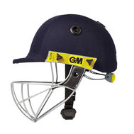 Gunn & Moore Helmets Icon Geo Helmet Navy  Size Senior Large