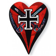 Harrows Heart Punainen