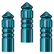 Mission F-Protect Flight Protectors Aqua Blue