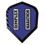 Harrows  Marathon  Dimplex Embossed Blue