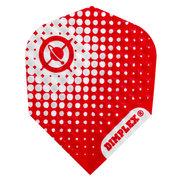 Harrows Dimplex Globe Red & White