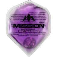 Mission Flux  Luxury Hand Warmer Purple