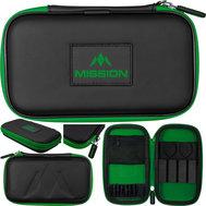 Mission Freedom XL Darts Case Green