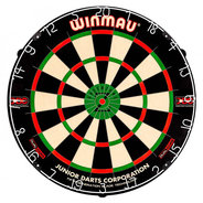 Winmau Blade 5  Dual Core Green Zone