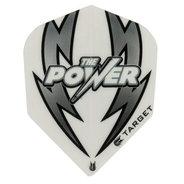 Target Phil Taylor Power Vision Arc White/Grey
