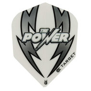 Target Phil Taylor Power Vision Arc White/Grey
