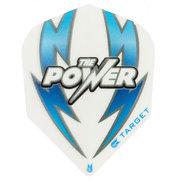 Target Phil Taylor Power Vision Arc White/Blue