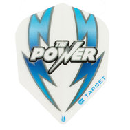 Target Phil Taylor Power Vision Arc White/Blue