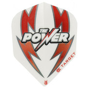 Target Phil Taylor Power Vision Arc White/Red