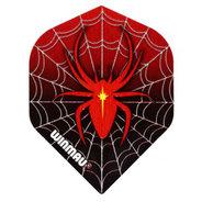 Winmau Mega Standard Red Spider