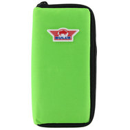 Bulls The Pak Range Lime Green Dart Case