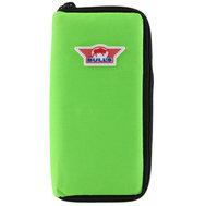 Bulls The Pak Range Lime Green Dart Case