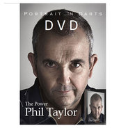 A Portrait in Darts - Phil Taylor - DVD