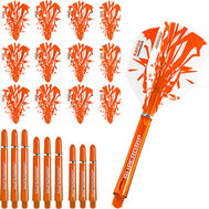 Harrows Rapide Mixed Kit Orange