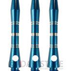 Target Aluminium Uurteinen Sininena 35mm