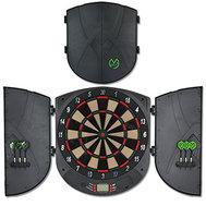 XQMax Michael van Gerwen Electronic Dartboard and Cabinet Set CBX-170 Softtip