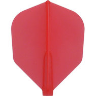 Cosmo Fit Flight Shape Red Set of 6