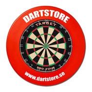 Dartstore Package Target 1 with surround and 2 set of darts