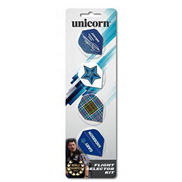 Unicorn Gary Anderson Flight Set