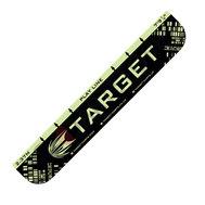 Target Throwline Fluorescent Black
