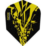 Harrows Rapide X Yellow Standard