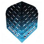 Harrows Dimplex Sparkle Fade Black & Blue