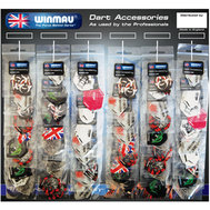 Winmau Flights - Pub Selection Supplies Card