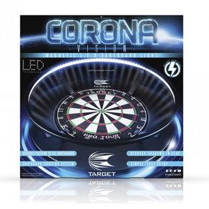 Target Corona Vision Dartboard Lightning