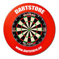 Dartstore Package Winmau 3 with surround and 2 set of darts.