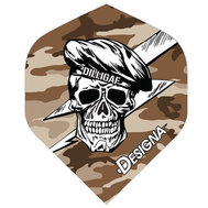 Designa Dilligaf Basker Skull