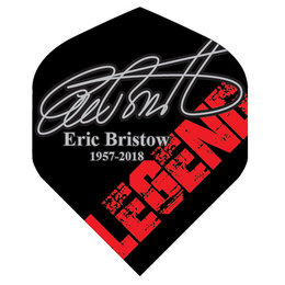 Legend Eric Bristow Signature