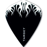 Target Pro Play Black/White Flame Kite