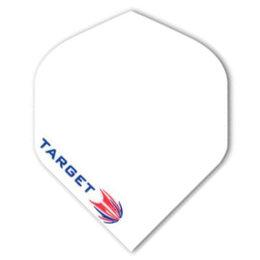 Pro 100 ValkoinenKanssa Target logo