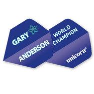 Unicorn Gary Anderson Blue Star
