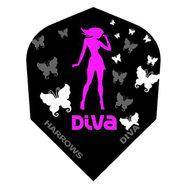 Harrows Diva Butterfly Lady